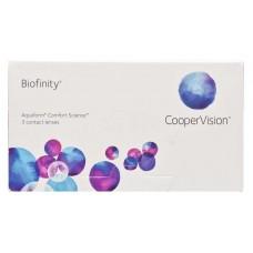 Opakowanie Biofinity