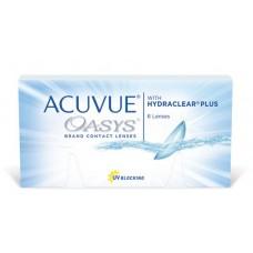 Opakowanie ACUVUE® OASYS® with HYDRACLEAR® Plus